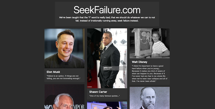 Seek Failure